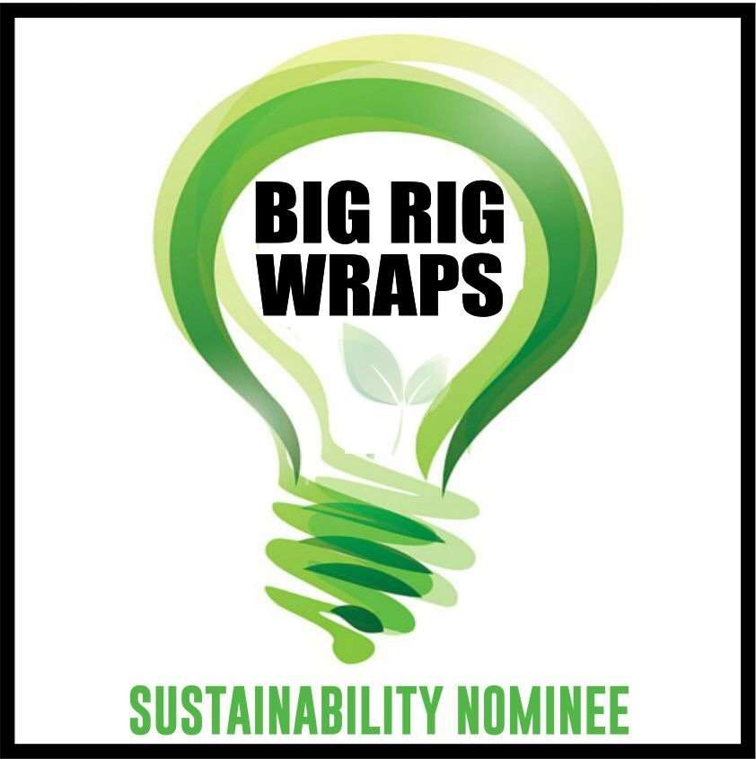 Big Rig Wraps Sustainability Nominee