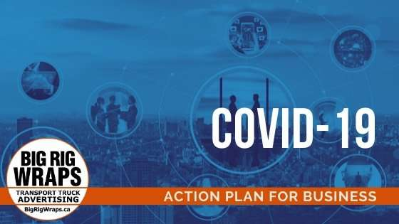 COVID-19 ACTION PLAN FOR BUSINESS