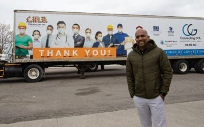 Delivering A Message – TRUCK LAUNCH
